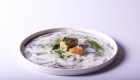 Tintswalo Atlantic (Atlantic Line fish, scallop, burnt lemon rind, seaweed veloute) 1